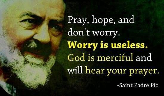 Trust Broken Quotes Wallpaper Da Mihi Animas A Padre Pio Miracle