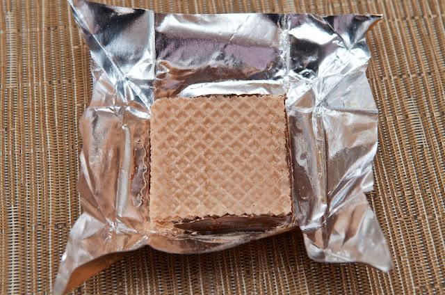 Quadro Pocket Cémoi - Gaufrette - Cémoi - Cali Cémoi - Calou Cémoi - Dessert - Biscuit - Praliné - Quadro - Chocolat - Chocolate - Hazelnut - Noisette
