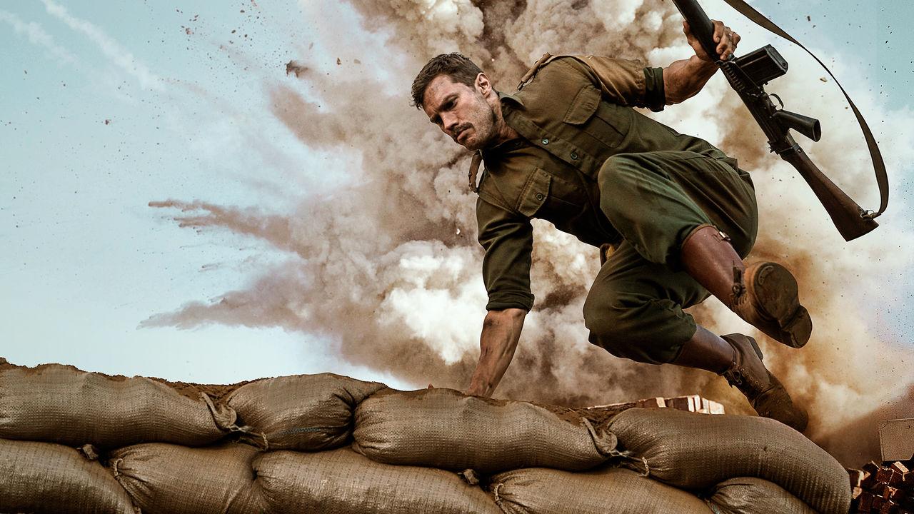 Jadotville |  Jamie Dornan e Guillaume Canet no trailer do drama de guerra da Netflix