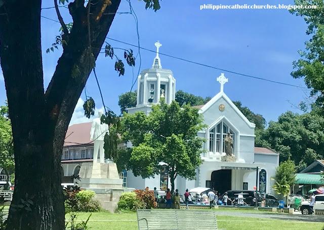 SAN NICOLAS DE TOLENTINO PARISH CHURCH, Castillejos, Zambales