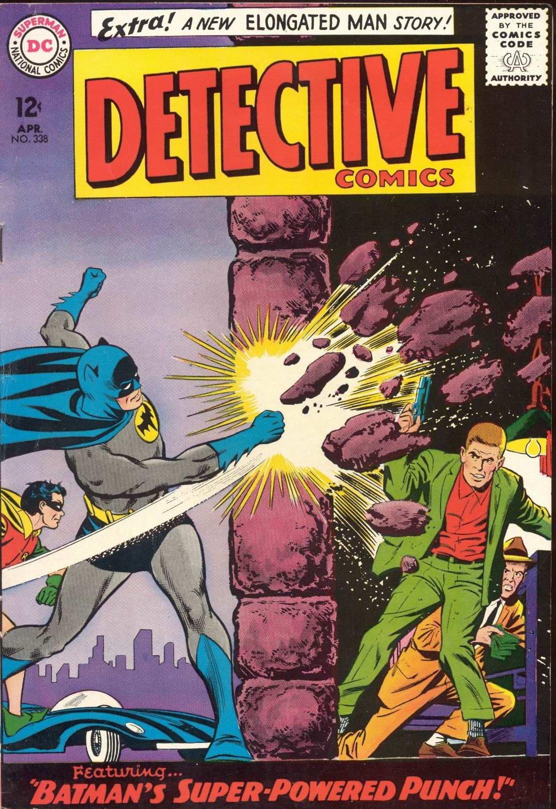 Detective Comics (1937) 338 Page 1