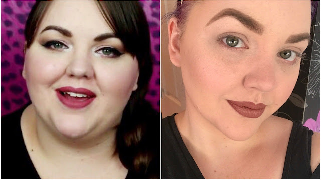 face pictures of weightloss