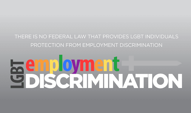 LGBT Employment Discrimination Laws