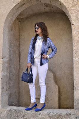 imagenes de Zapatos Azules