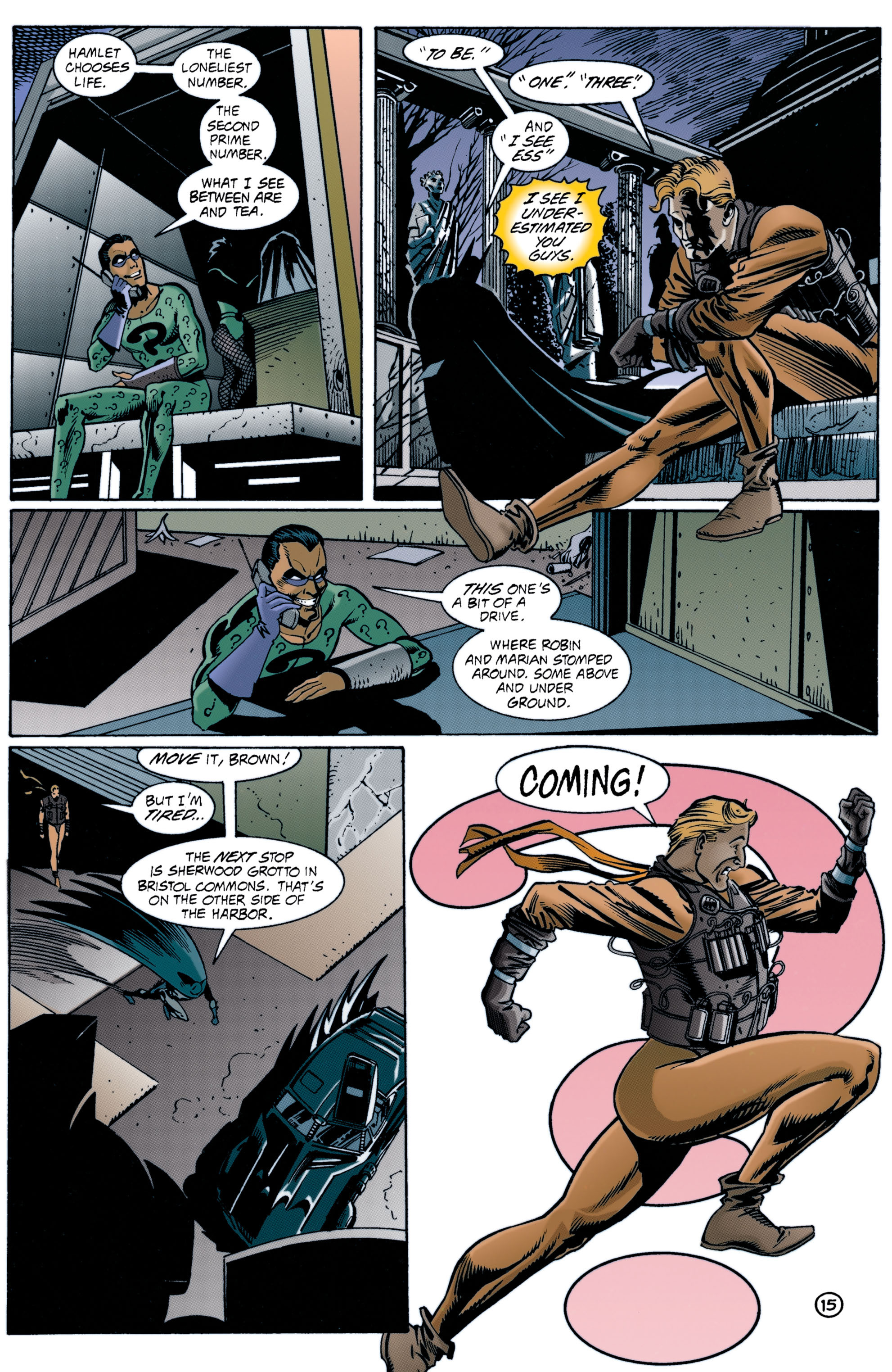 Detective Comics (1937) 706 Page 15