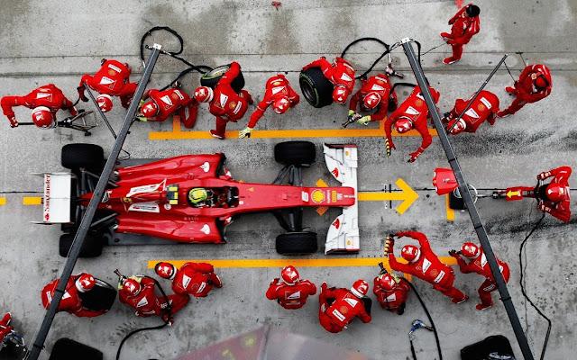 F1 car cost