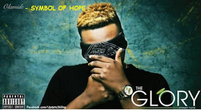 "PHOTO: Olamide- ""Symbol Of Hope"""