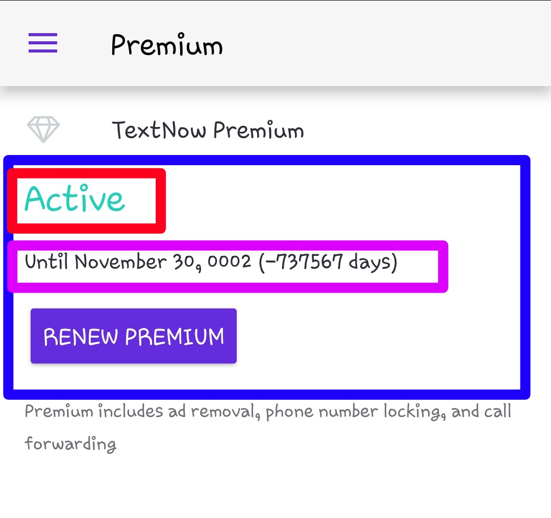 TextNow premium version apps free Download