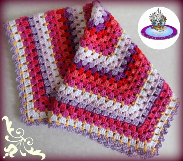 crochet cloth