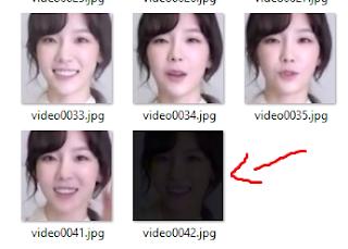 taeyeon face