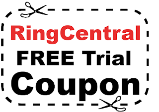 Ring Central Free Trial Coupon Code 2017-2018 Jan, Feb, Mar, April, May, June, July