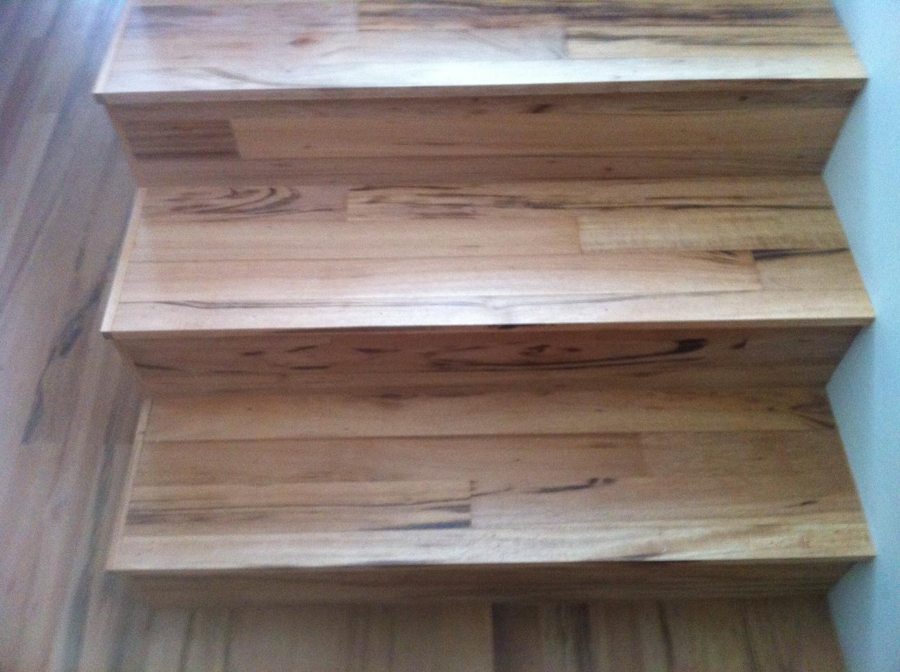 Seattle Passive Solar Home Remodel Wood Flooring