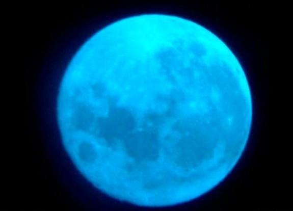 """Fenomen """"Plavi Mjesec"""" možete vidjeti sutra."""