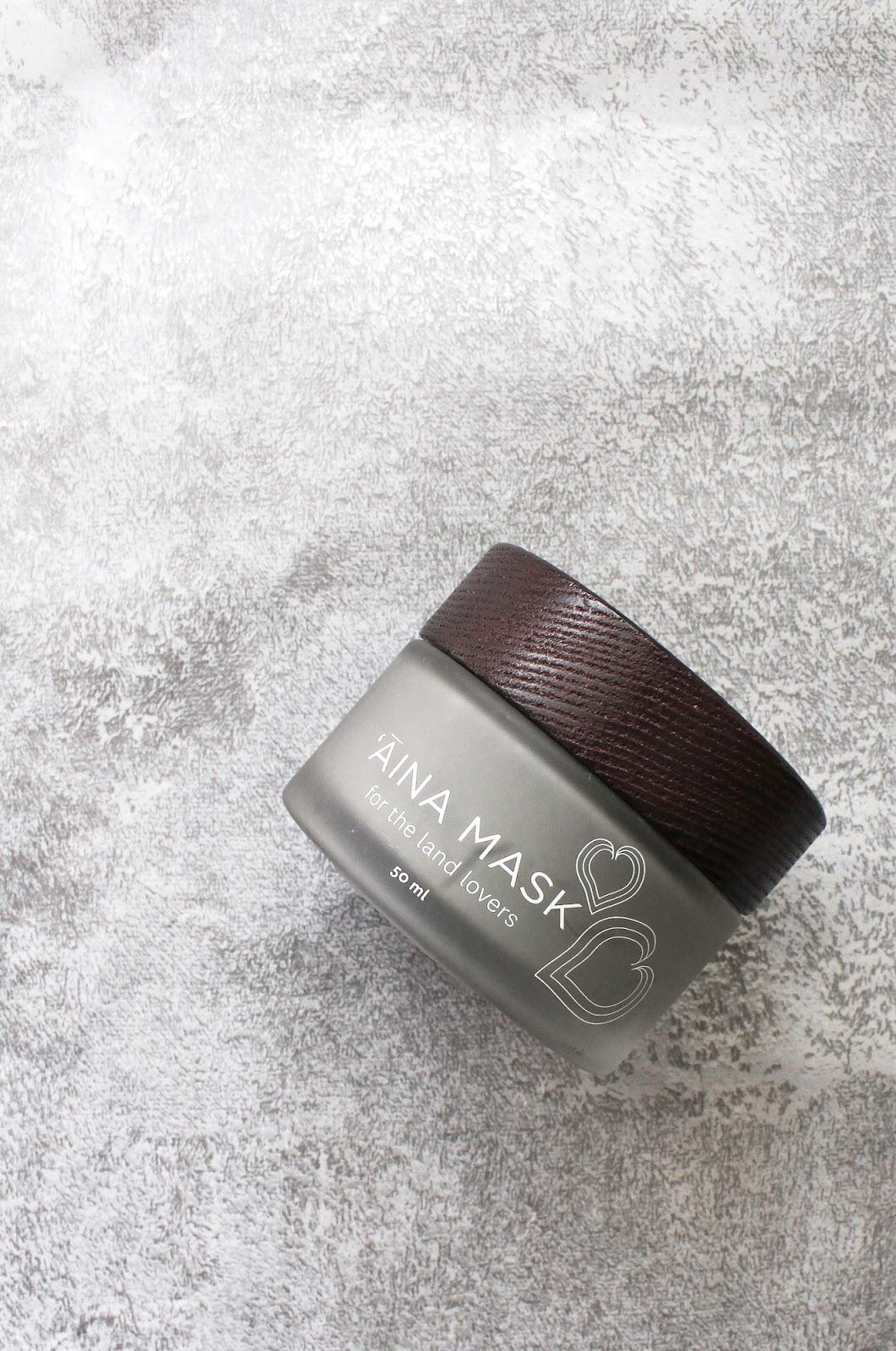 Honua Aina Mask for the land lovers. Clean Beauty Box