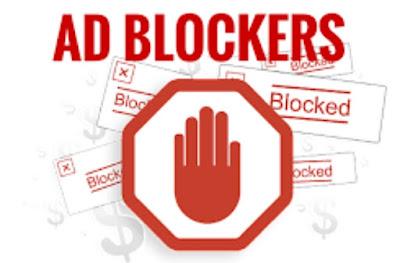 Gara - Gara Memakai Adblock Pada Browser Gambar Terhidden (Tersembunyi)