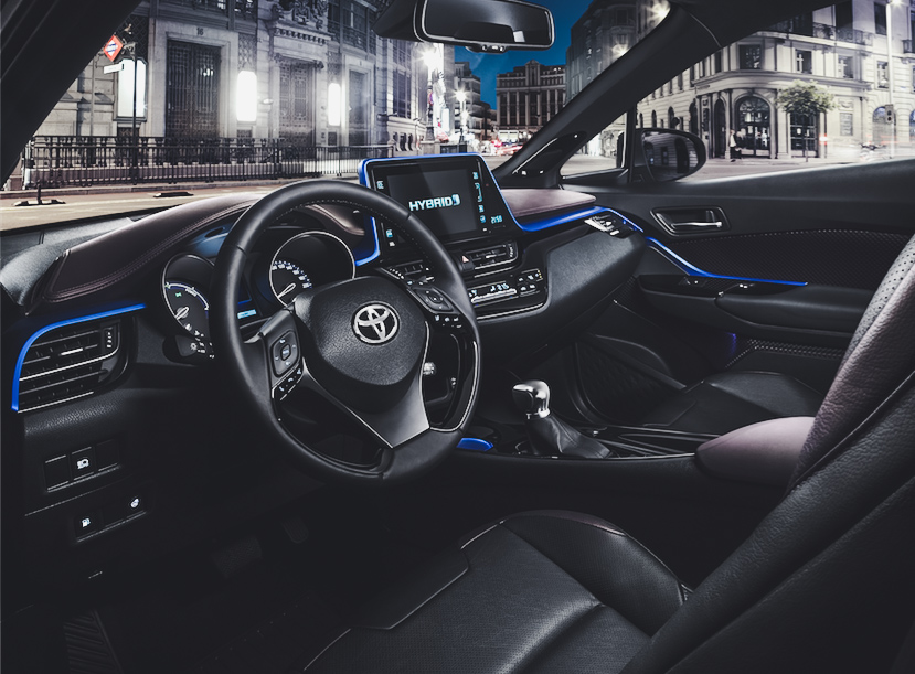 toyota c-hr venus is naive