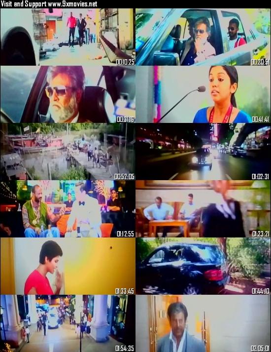 Kabali 2016 Hindi CAMRip x264