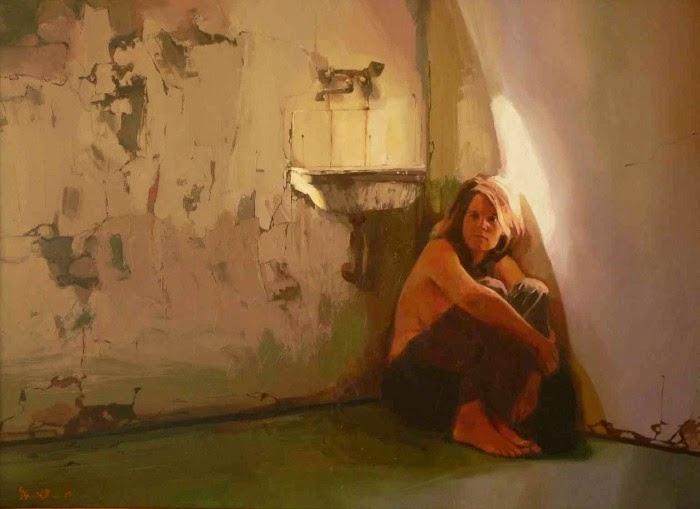 Турецкий художник. Ilke Kutlay