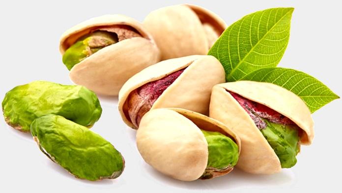 8 vantaggi mangiando 49 pistacchi al giorno