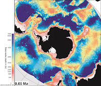 How the seafloor of the Antarctic Ocean is changing - and the climate is following suit