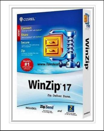 Winzip pro 17.5 full download crack &