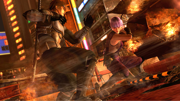 DEAD OR ALIVE 5 Last Round Core Fighters Torrent