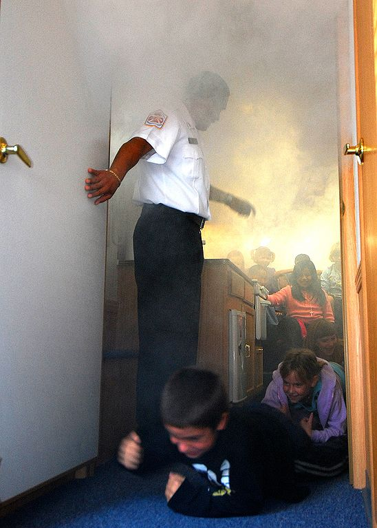 Tales From Abyssinia Why You Need A Fire Drill For Your Home