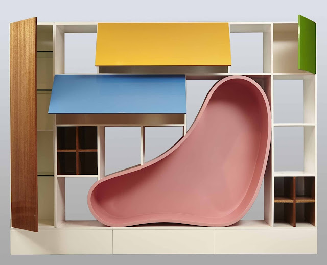 Beautifully crafted furniture for Kids by I'M center for applied arts