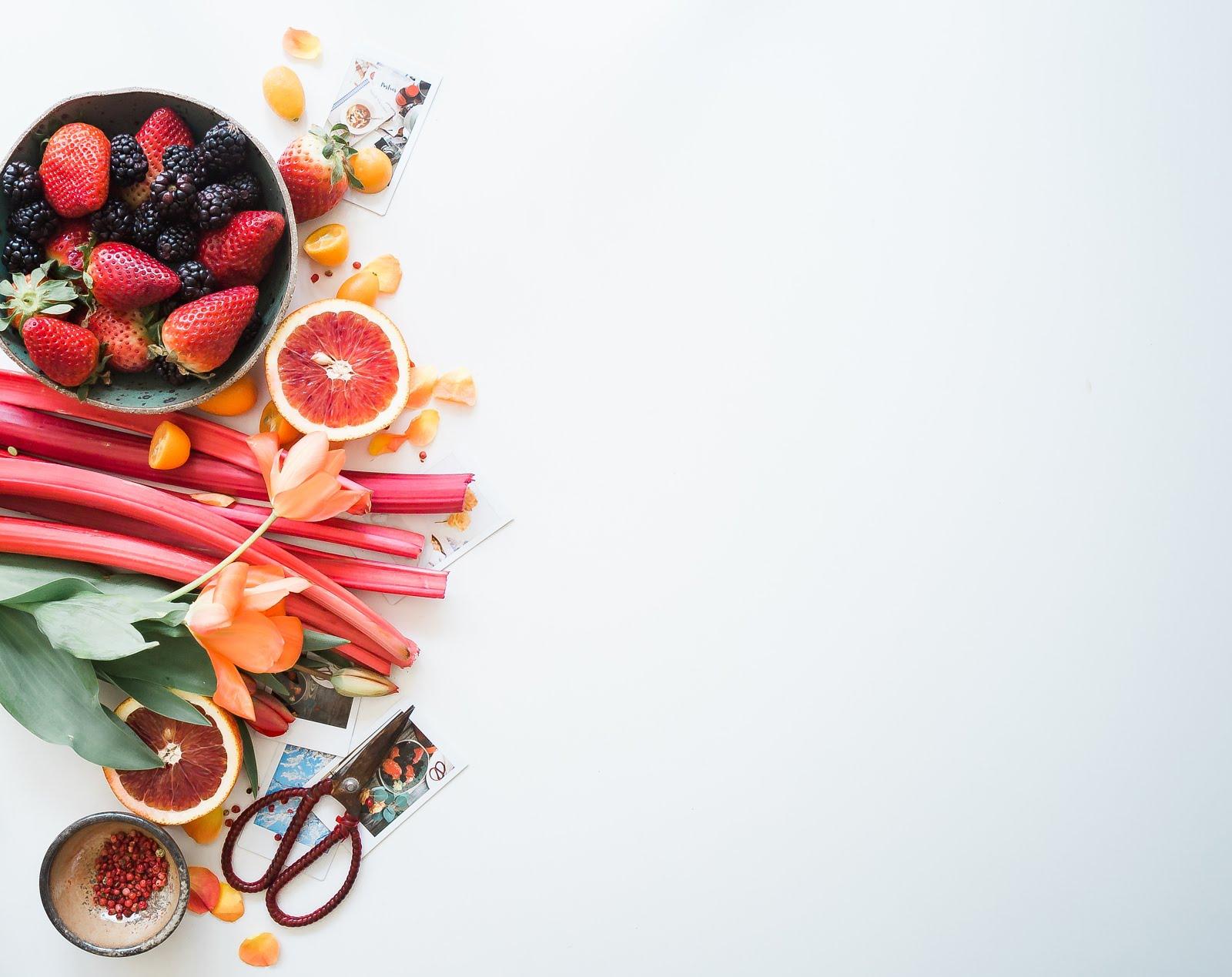 صور خلفيات بوربوينت للطعام