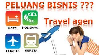 Buka Bisnis Tour & Travel Murah Dan Mudah
