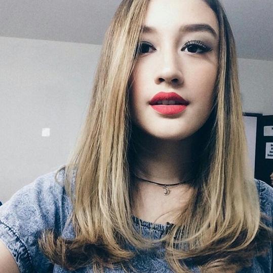 Biodata Natasha Ryder