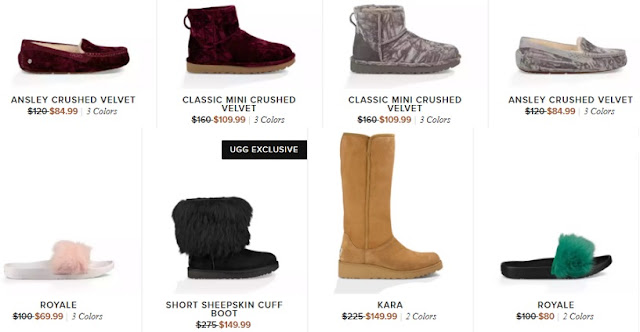 UGG Shoes & Boots Black Friday