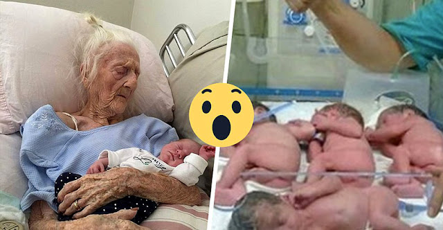 You Will Not Believe Who Are The Parents Of Quadruplets
