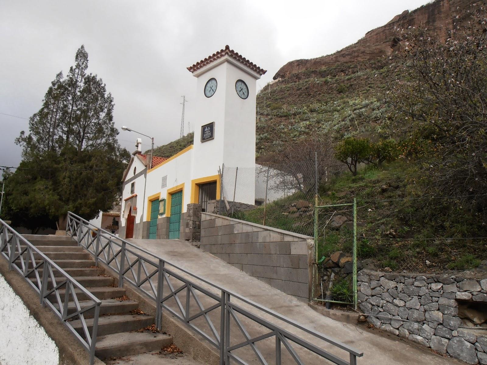 Iglesia del Juncal de Tejeda
