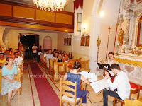 Koncert Ansambl Illyrica, Splitska slike otok Brač Online
