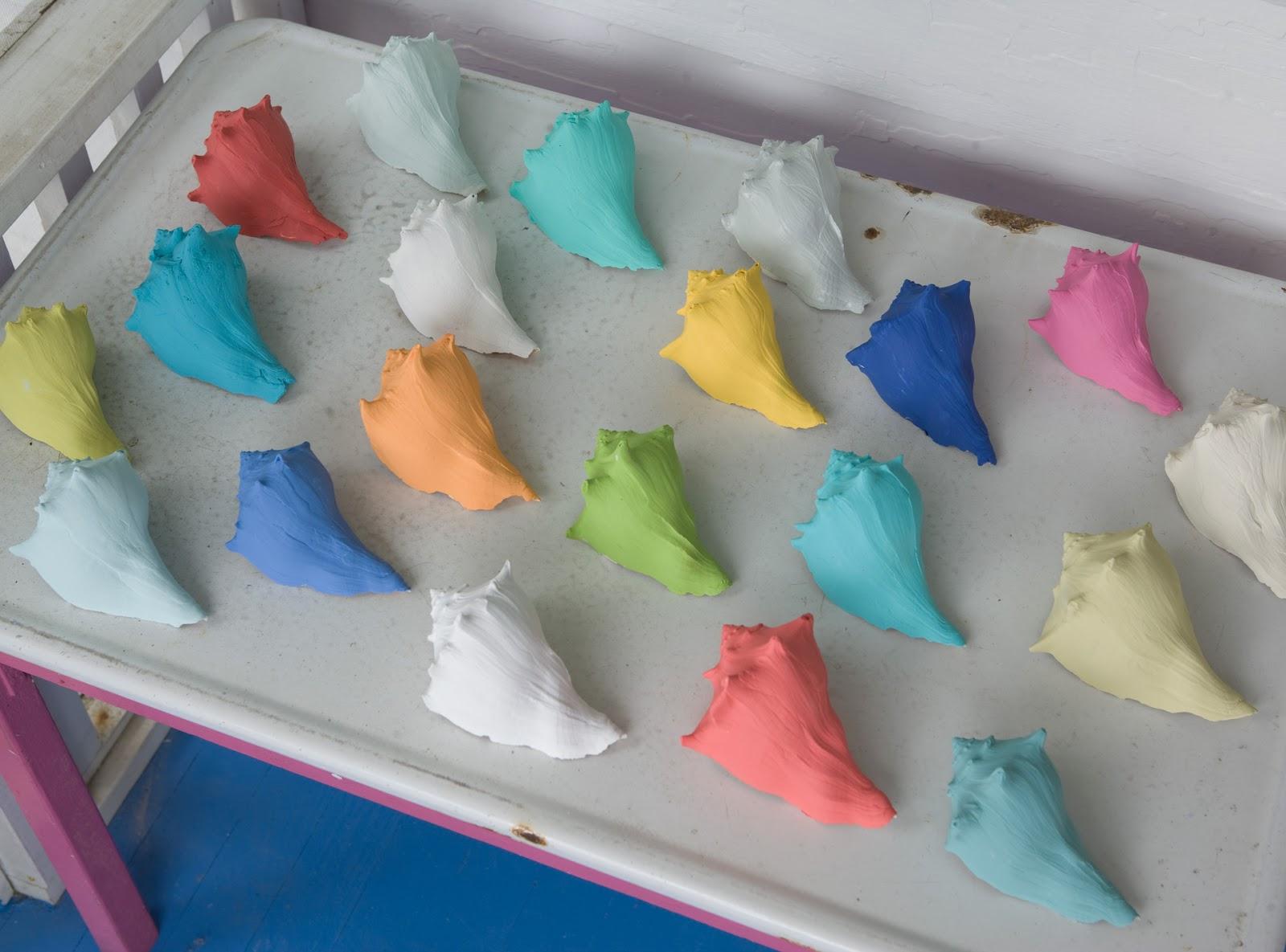 Jane Coslick Paint Colors
