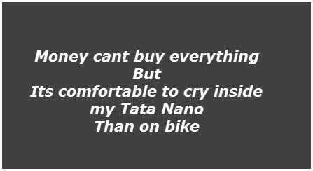 Me, My Tata Nano, My Carlogic and fun with Carconnect.in website
