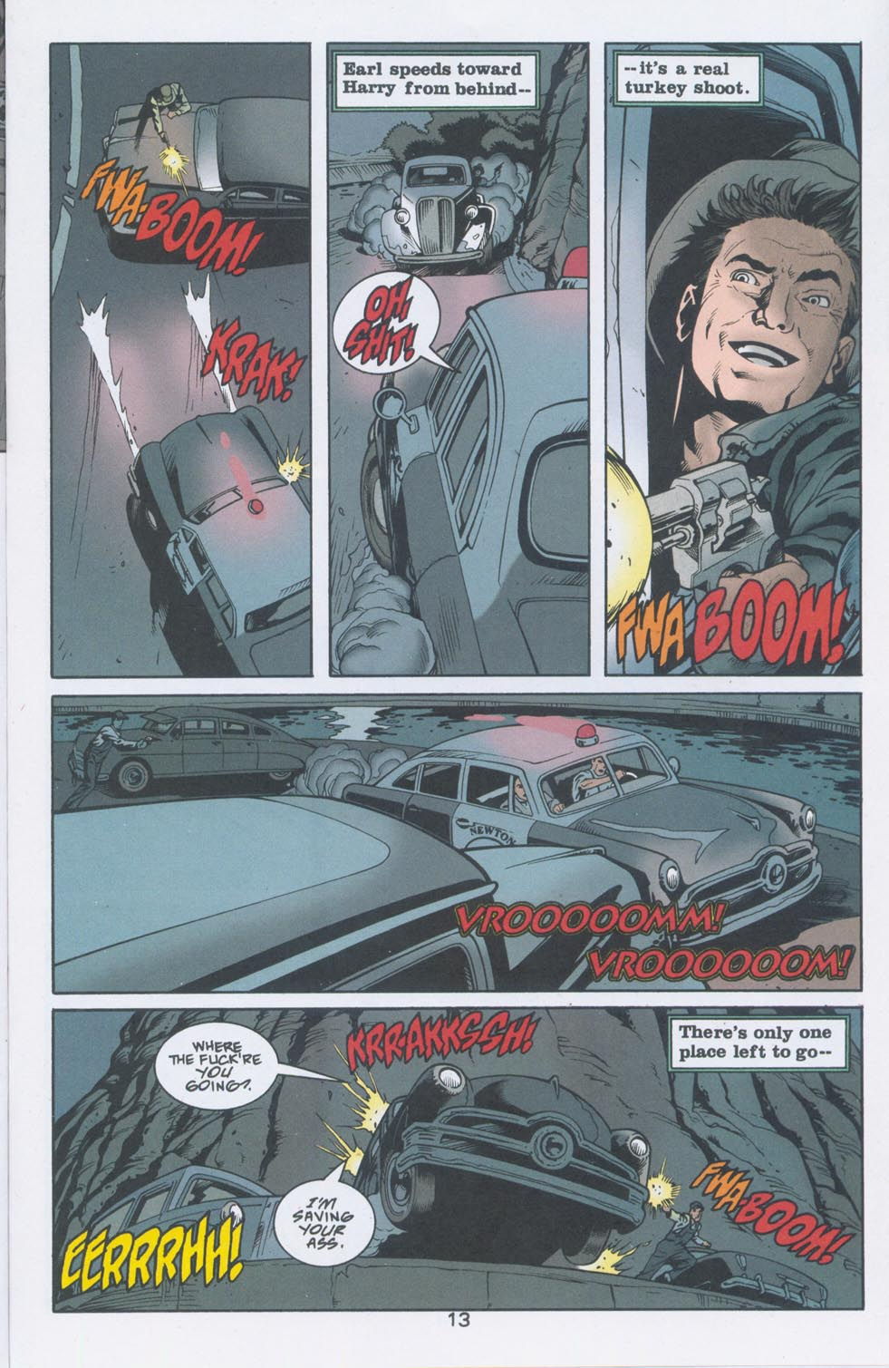 Read online American Century comic -  Issue #12 - 14