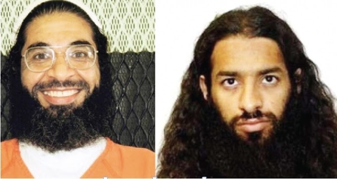 Parliament okays stay of Gitmo two in Ghana