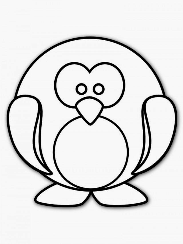 Coloring Pages: Cute and Easy Coloring Pages Free and ...
