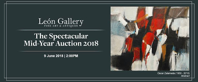 Leon Gallery Announces the Spectacular Mid-Year Auction 2018