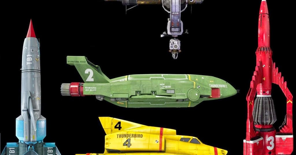 The Wertzone: Info round-up on the new THUNDERBIRDS TV series