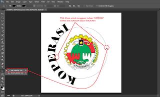 Cara Membuat Stempel Di Photoshop5