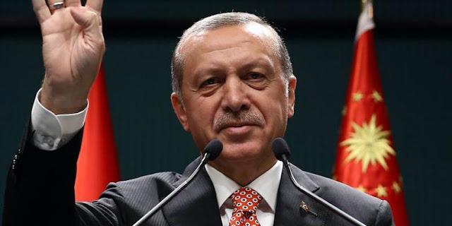 Alhamdulilllah, Erdogan Mau Ucapkan Selamat Natal