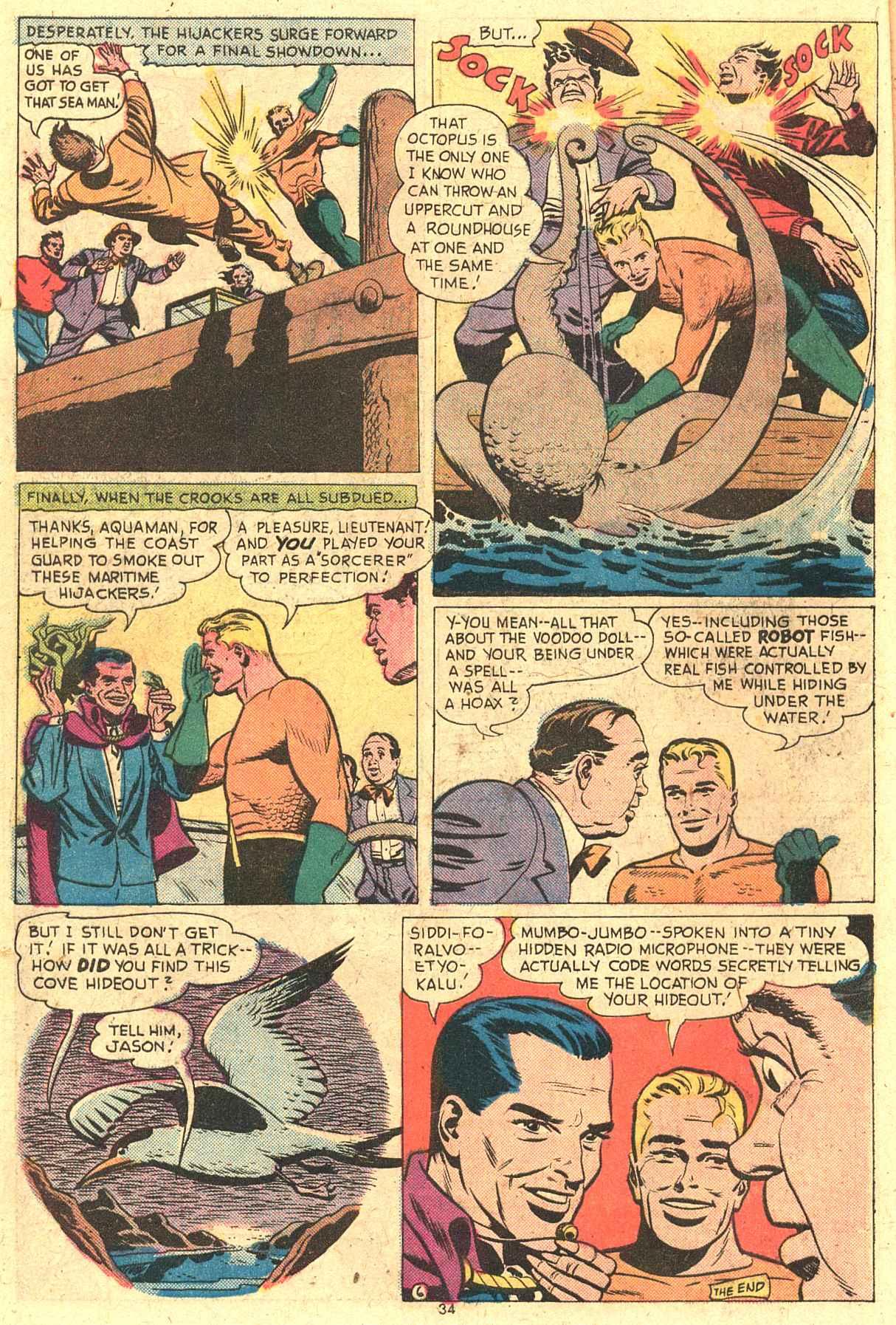 Read online World's Finest Comics comic -  Issue #230 - 34