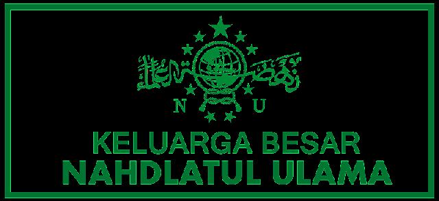 Stiker Nahdlatul Ulama (NU)