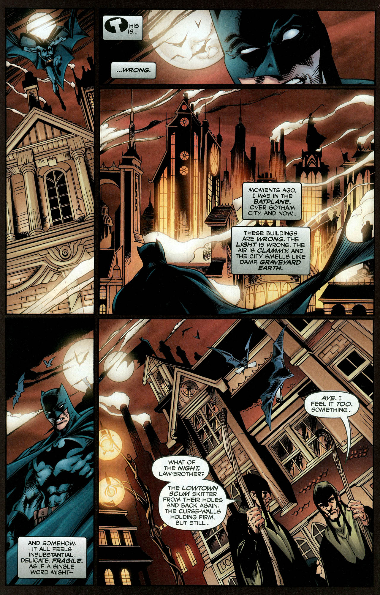 Read online Trinity (2008) comic -  Issue #2 - 5