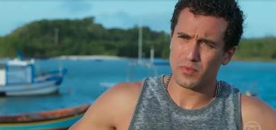 Magaiver (Ricardo Vianna) vai reaparecer para chantagear os vilões em cenas de Verão 90