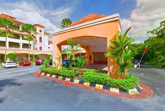 Amverton heritage Resort di Melaka 2