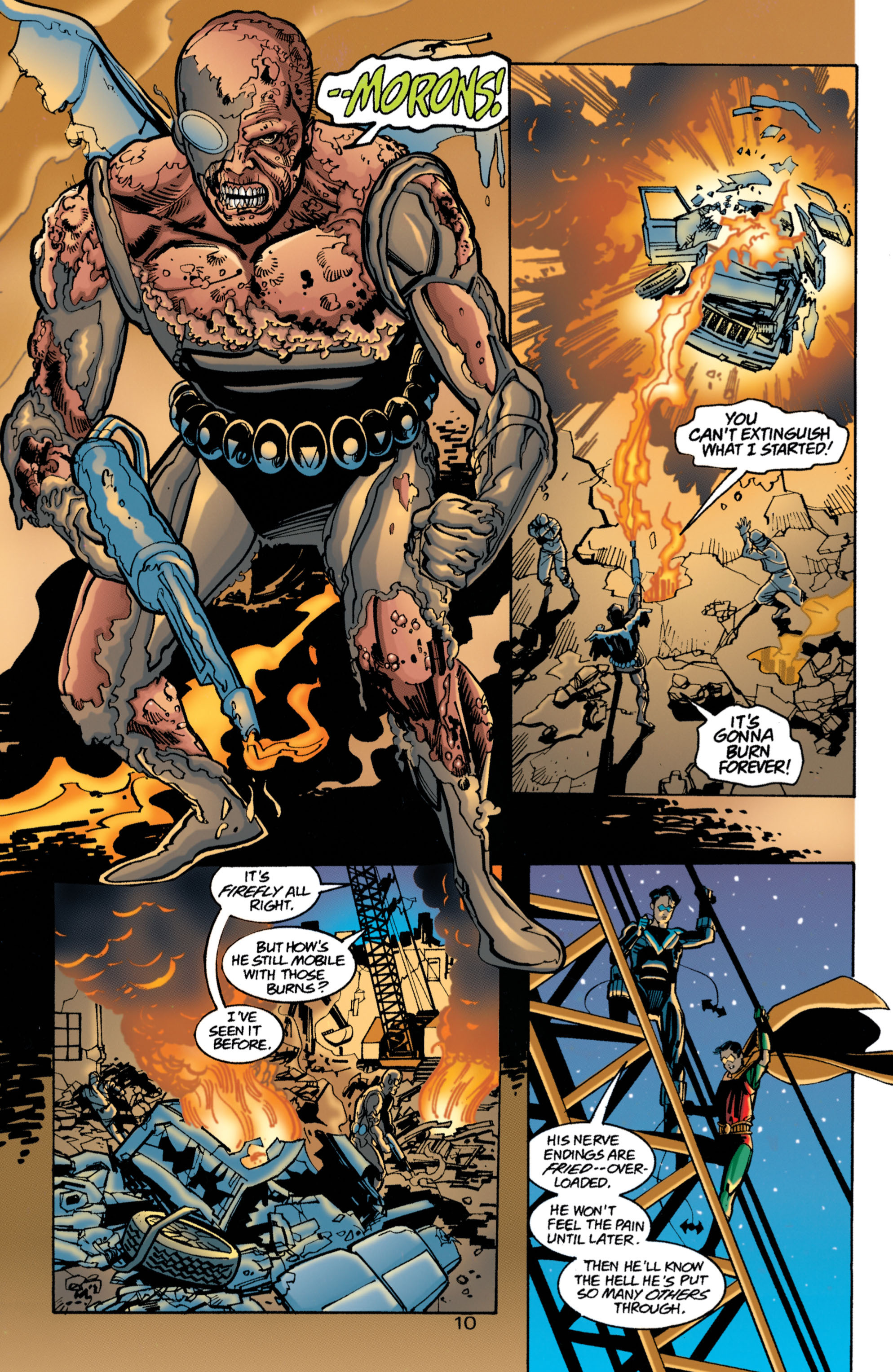 Detective Comics (1937) 727 Page 10